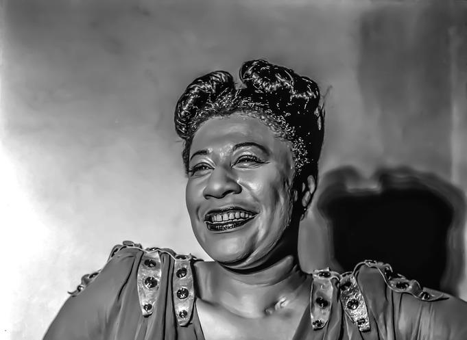 Ella Fitzgerald: The First Lady Song