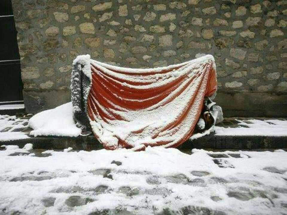 Emergenza freddo: l'appello di Save the Children