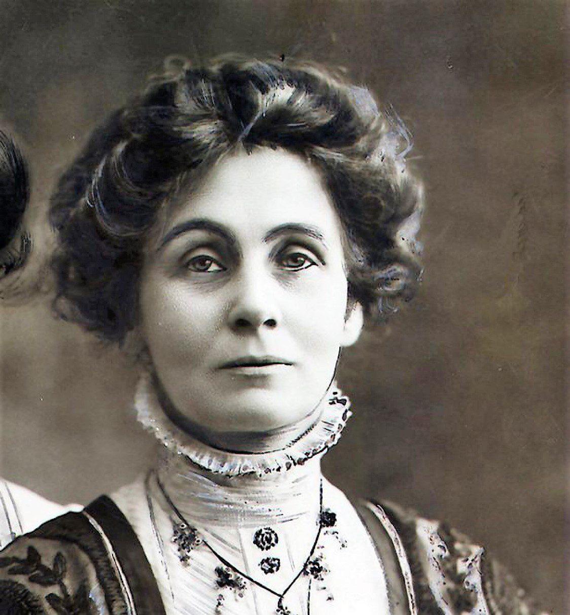 Emmeline Goulden Pankhurst: storia di una donna per le donne