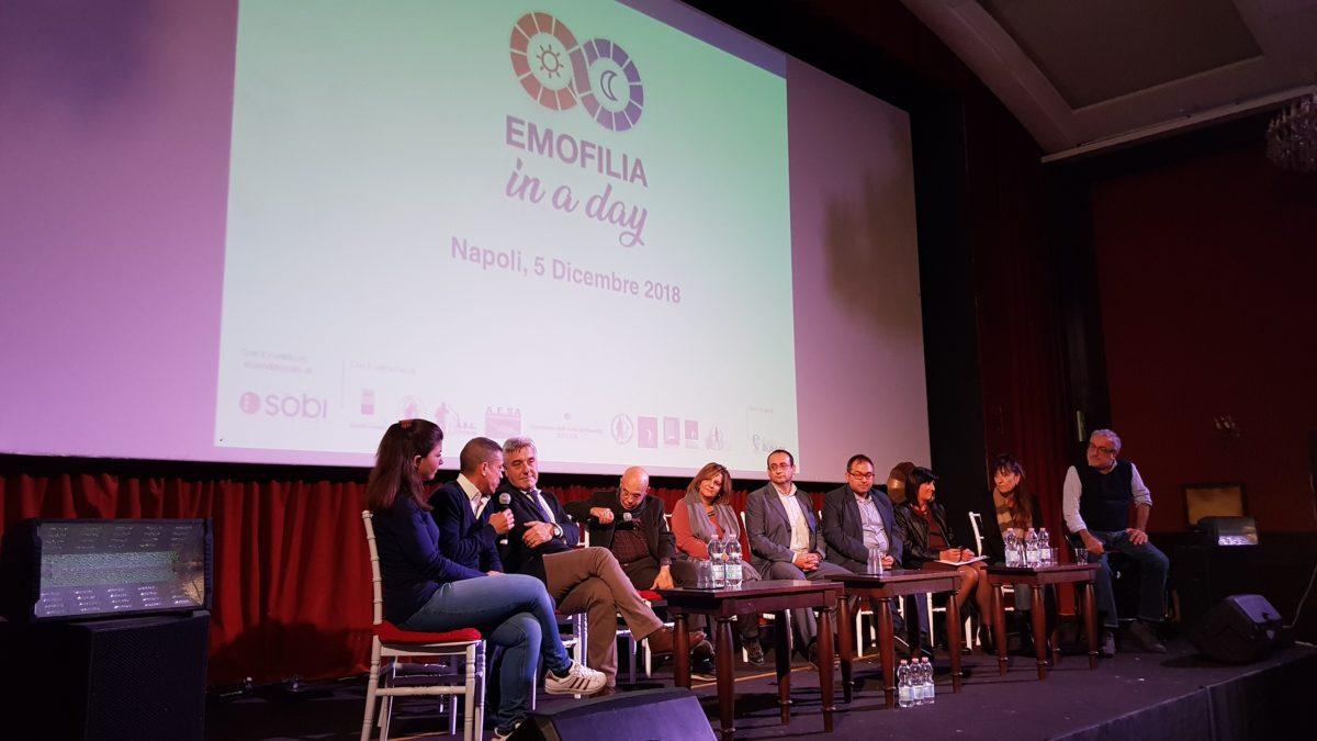 Emofilia in a day