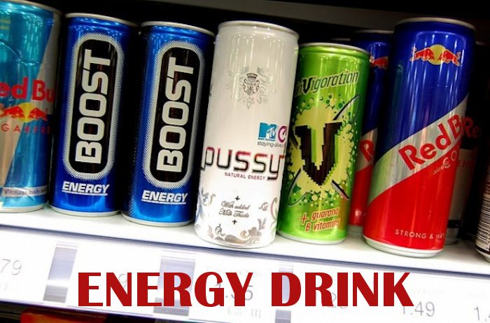 ENERGY DRINK: È BOOM