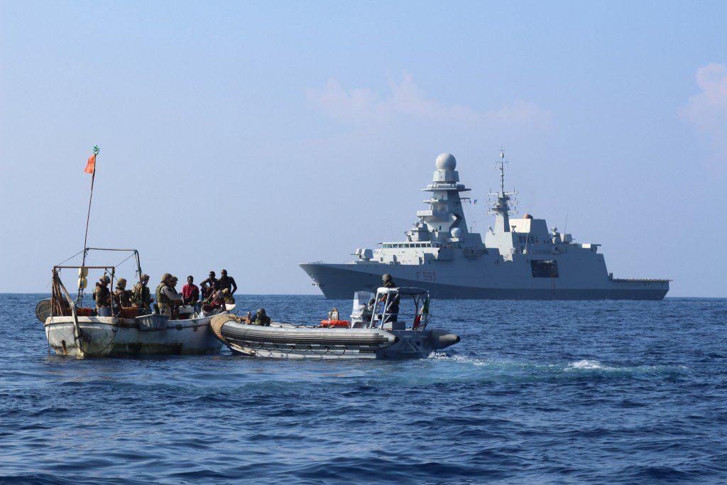 EUNAVFOR operazione Atalanta: cambio di guardia al vertice dell'operazione