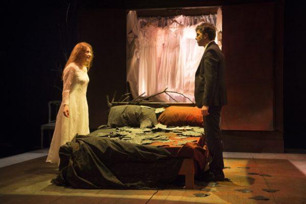 Euridice ed Orfeo al teatro Bellini