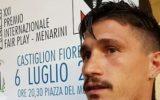 Fabio Pisacane: una volontà d'acciaio