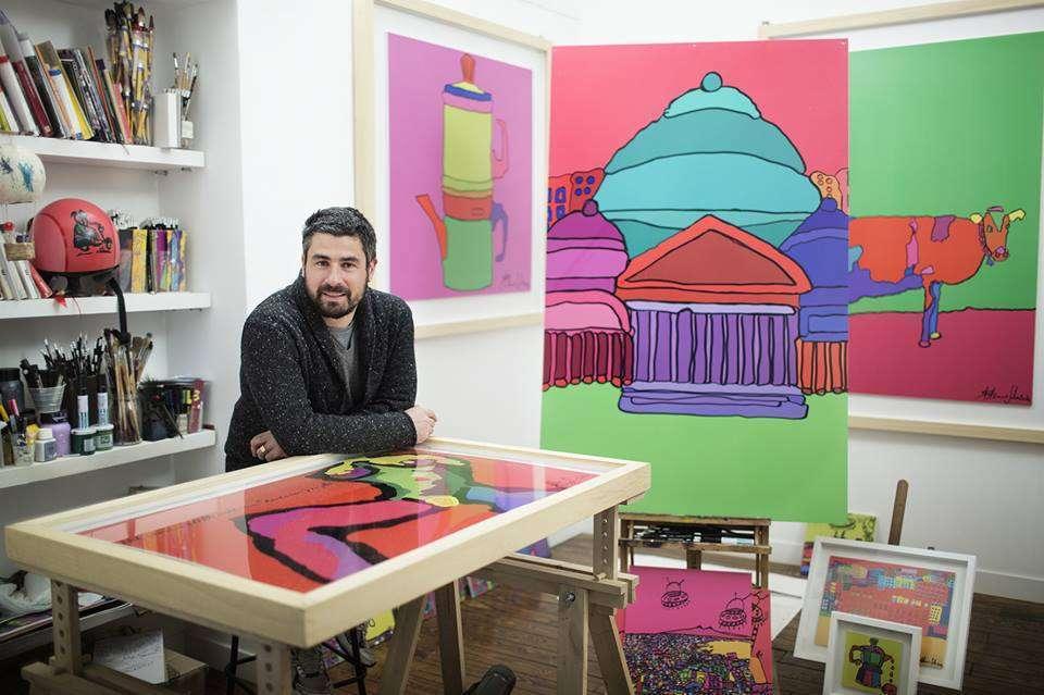 Fabrizio Scala...Self Made Artist