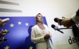 Federica Mogherini: se i media sono liberi e critici