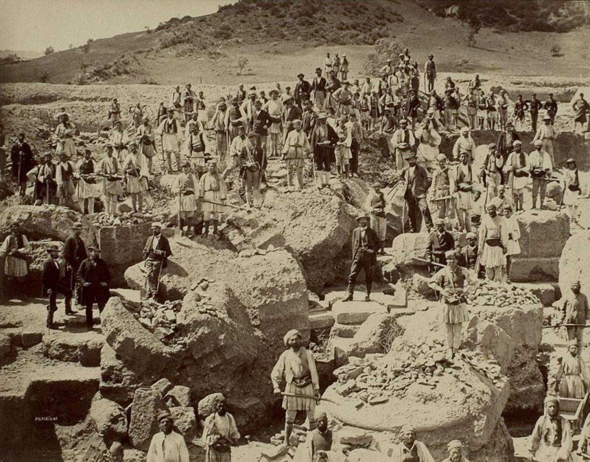 Fisica al servizio dell'archeologia