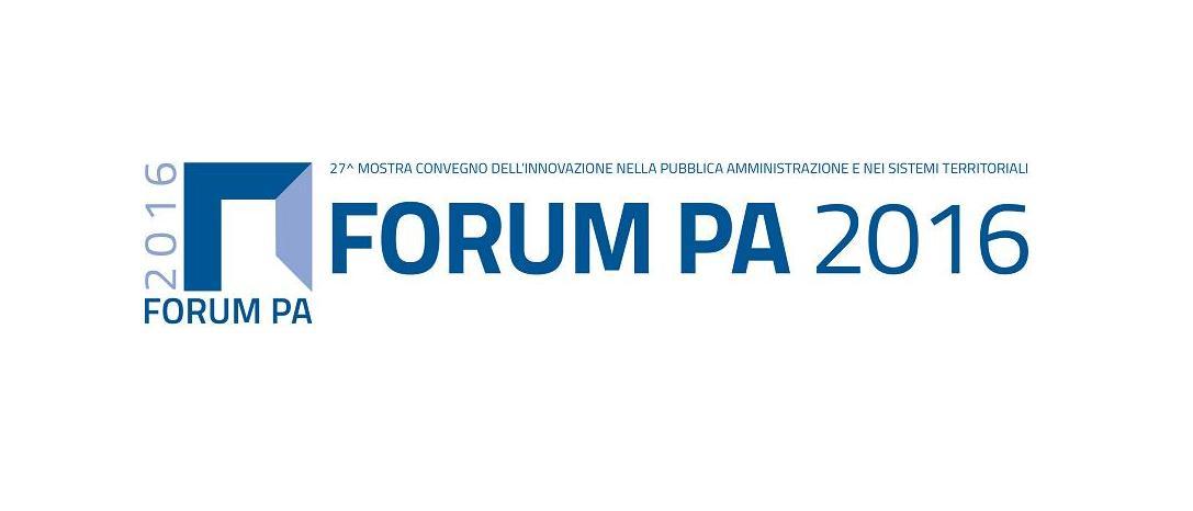 Forum Pa 2016