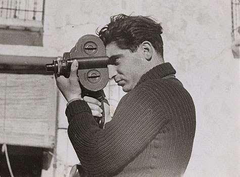 Fotografia: una mostra su Robert Capa