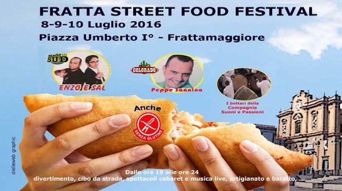 Fratta Street Food Festival