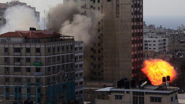 GAZA: L'IMMOBILISMO CHE FA ORRORE