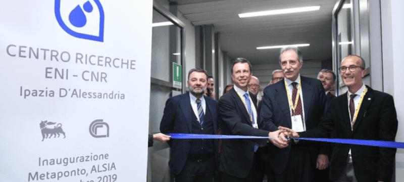 Gestione delle acque: inaugurato un nuovo centro a Metaponto