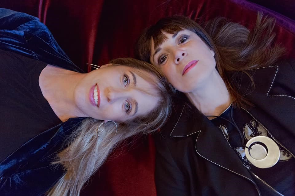 Ginevra Di Marco & Cristina Donà al Premio Bianca D'Aponte 2019