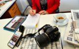 Giornalisti italiani sempre più social