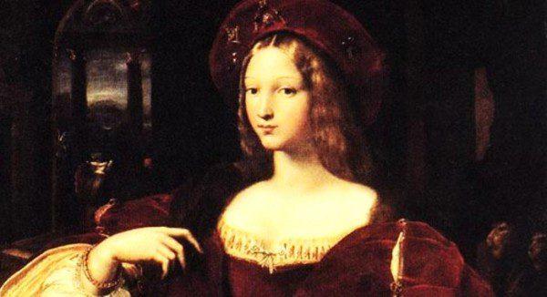 Giovanna I d'Angiò donna e regina dolorosa