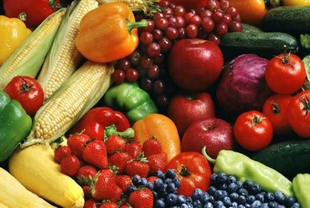 Gli alimenti colorati potrebbero combattere il cancro?