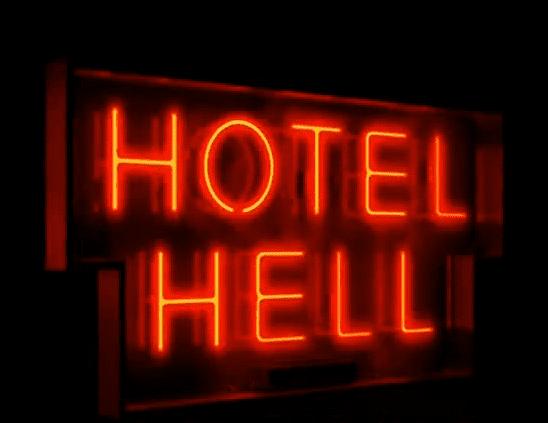 GLI HOTEL PIU' SPORCHI DEL MONDO