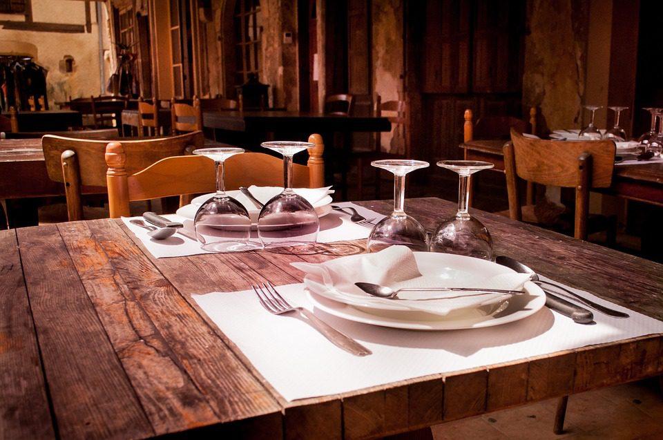 Gli italiani al ristorante