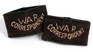 Guerra e giornalismo