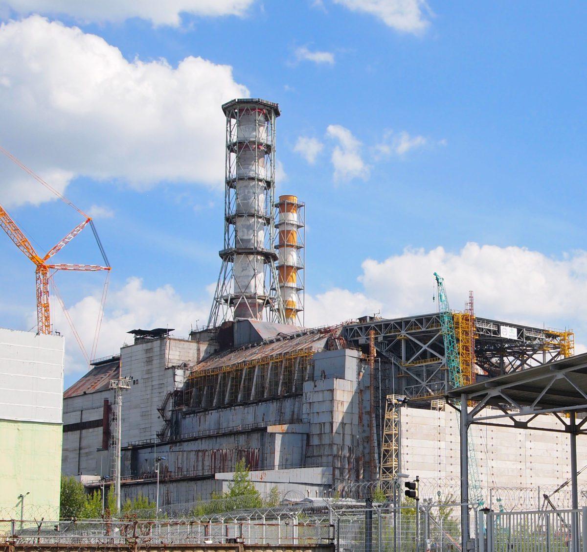 Hacker violano anche centrale nucleare Cernobyl