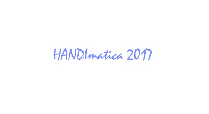 HANDImatica 2017