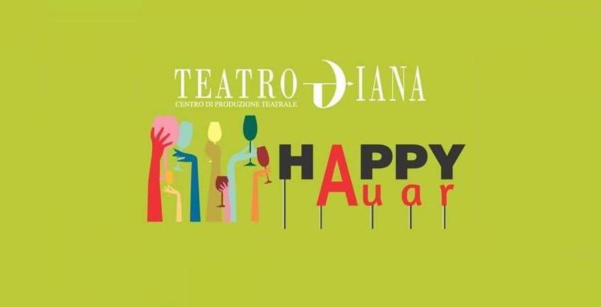 Happy Auar sit-com a teatro
