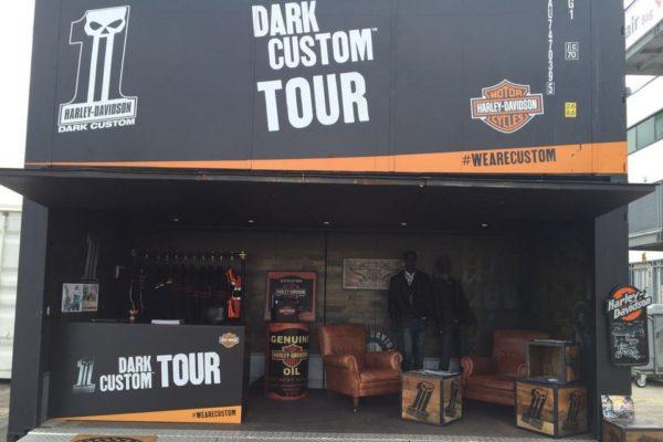 Harley-Davidson - Dark Custom Tour