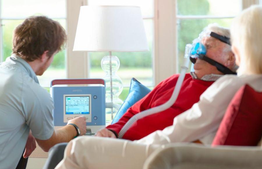 Home ventilation: nuove soluzioni per l'assistenza domiciliare