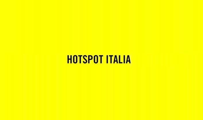 Hotspot Italia