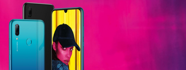 Huawei P Smart 2019 DoubleTap arriva a Milano