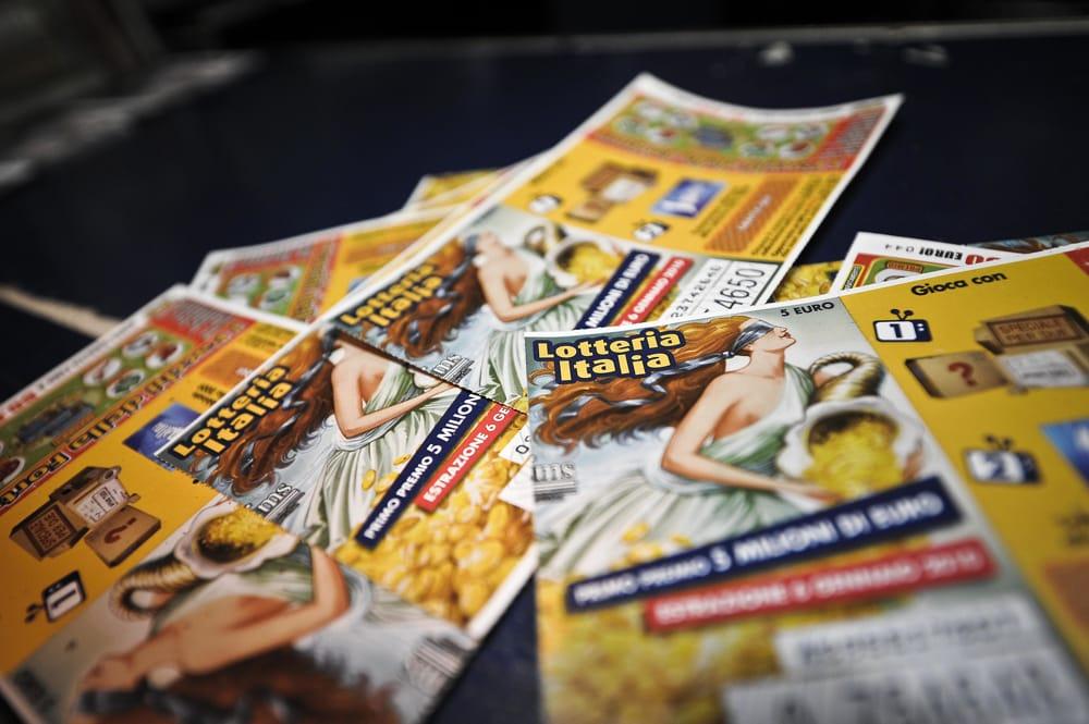 I biglietti vincenti della Lotteria Italia 2019