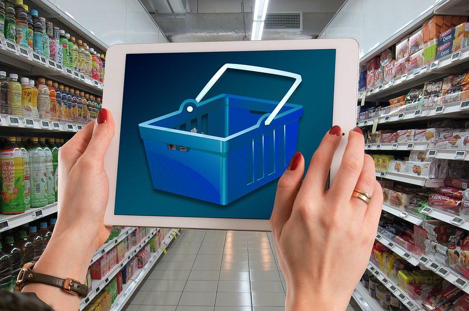 I consumi alimentari nell'e-commerce