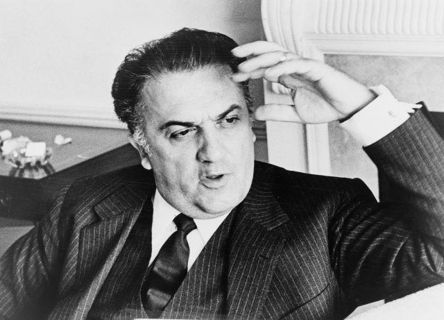 I film di Federico Fellini regista del sogno