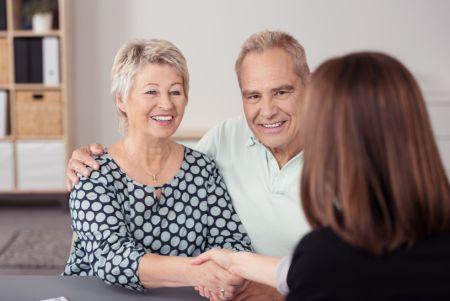 I pensionati che comprano casa