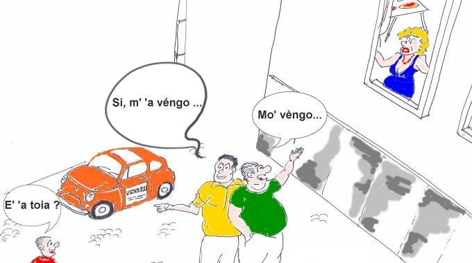 I verbi irregolari