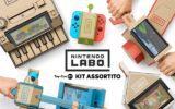 I videogiochi tornano al museo con Nintendo Labo