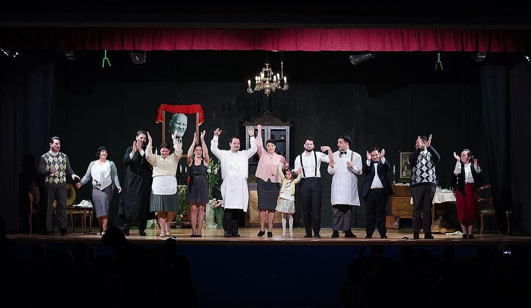 I vincitori della rassegna del Teatro Isolano