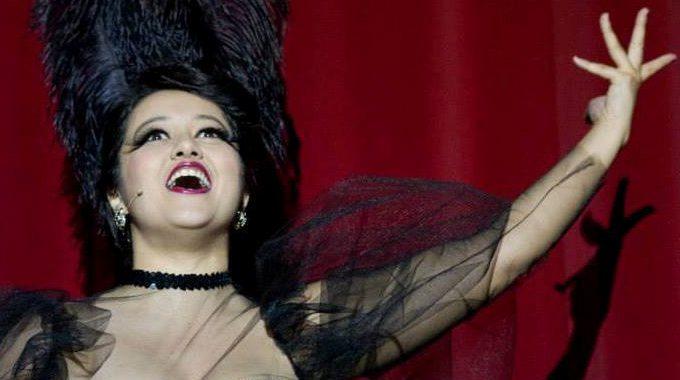 Il burlesque di Vibrissa al Museo del Sottosuolo