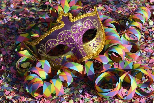 Il Carnevale fa bene ai bambini