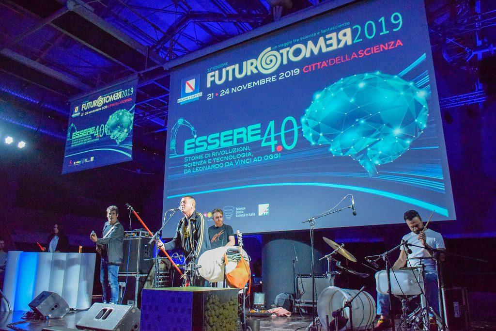 Il Cnr partner della XXXIII edizione di Futuro Remoto