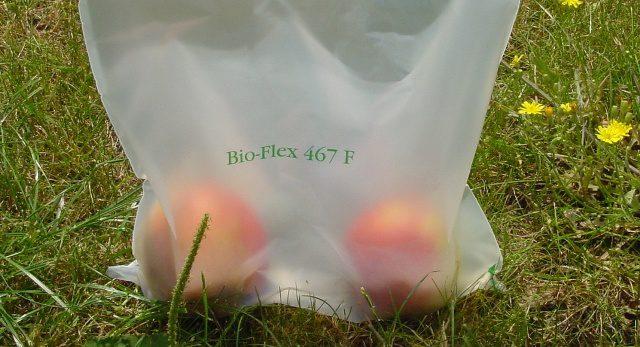 Il Codacons sui sacchetti bio