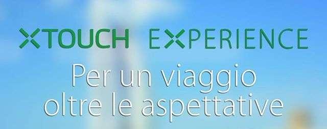 Il concorso Xtouche Experience
