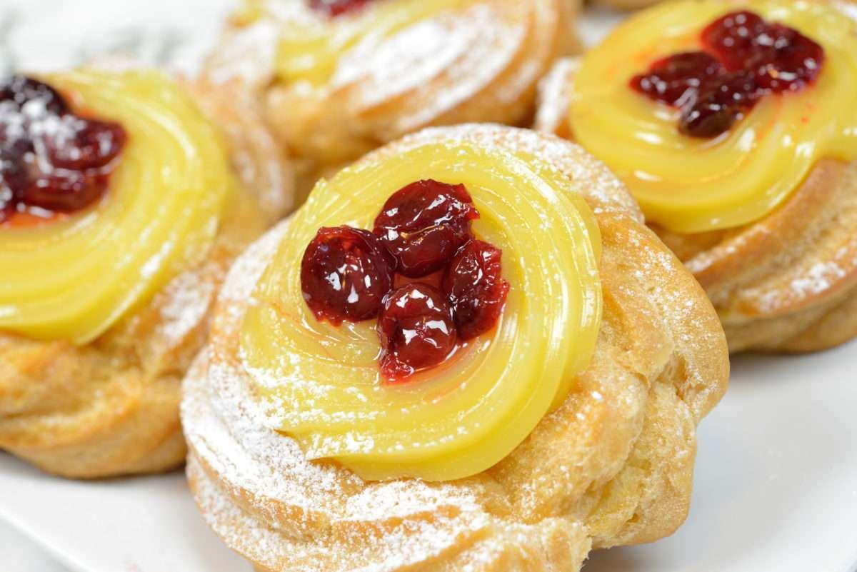 Il dolce dedicato ai papà: la zeppola di San Giuseppe