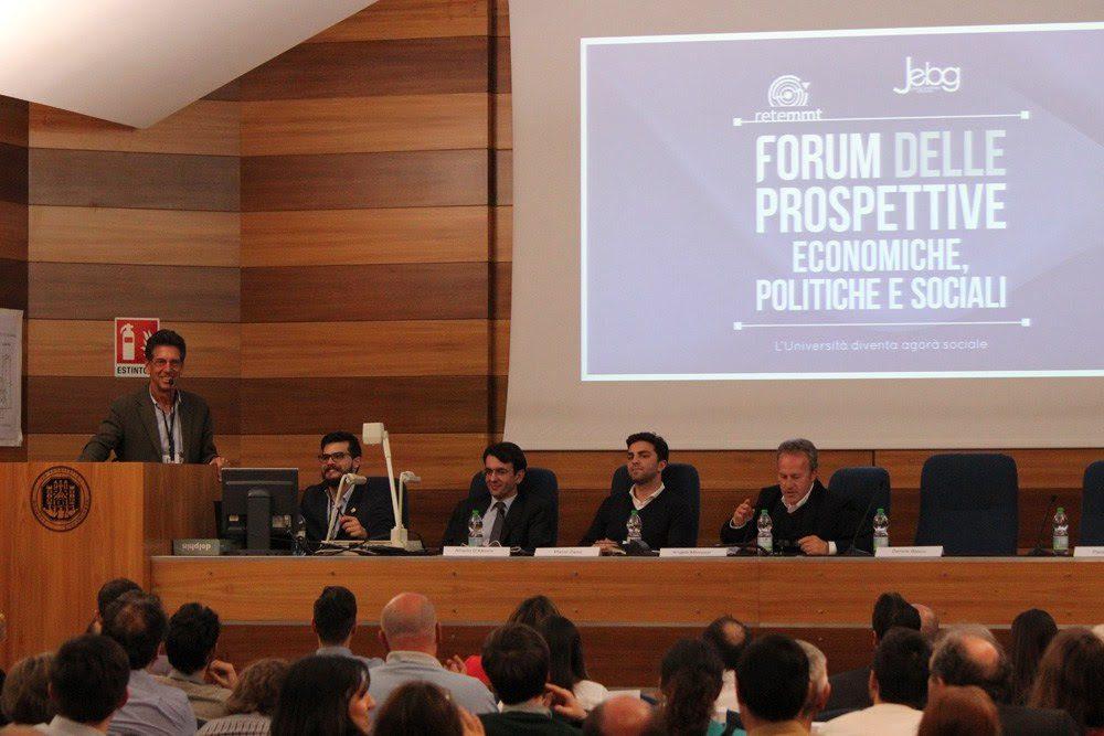 Il forum delle prospettive economiche