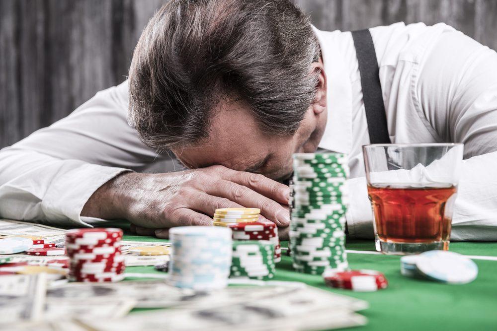 Il gioco d'azzardo patologico è in costante aumento