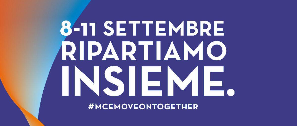 Il lancio dell'iniziativa #MCEMOVEONTOGETHER