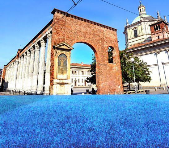 """Il mare a Milano: """"Immergiti nel blu"""""""
