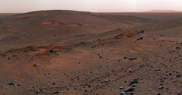 Il metano su Marte: continuano gli studi