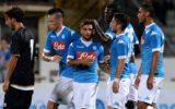 Il Napoli vince e le squadre di Serie A si sfidano