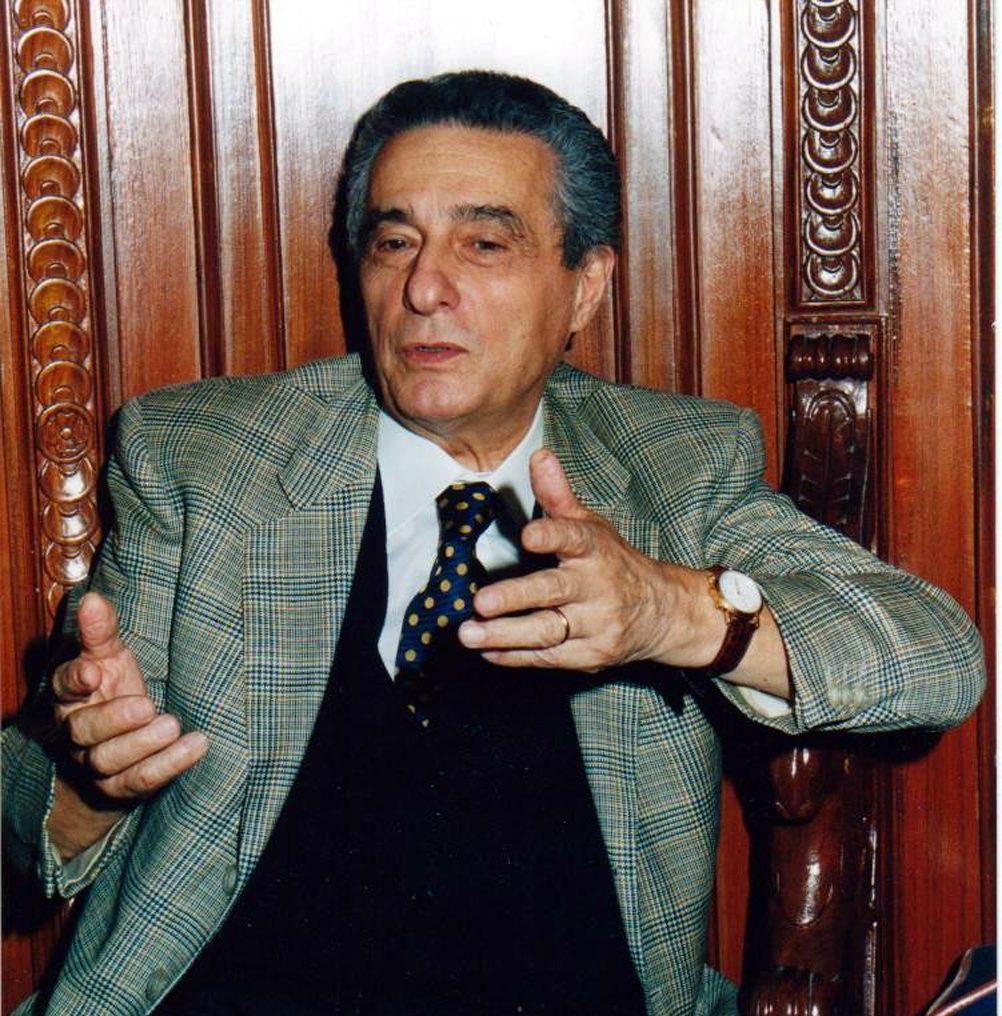 Il poeta Antonio Spagnuolo